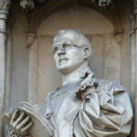 Photo of Bonhoeffer statue