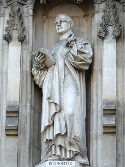 Bonhoeffer Statue