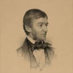 Drawing of Ralph Waldo Emmerson
