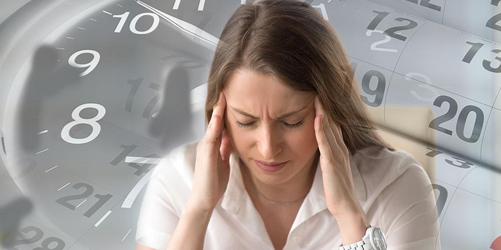 Chronic Time Pressure